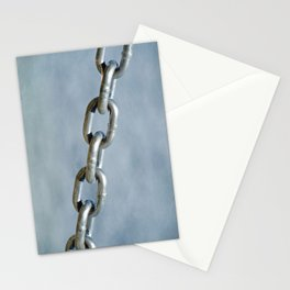 Links on the Chain Stationery Cards