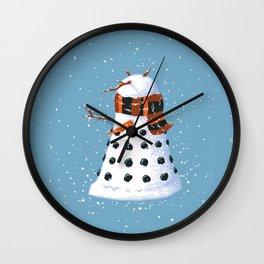 Snowlek Wall Clock