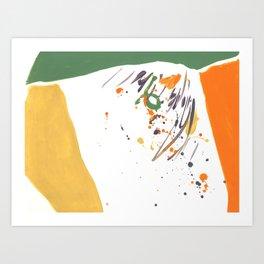 Sausalito Sunshine Art Print