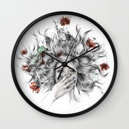 It Overflows Wall Clock