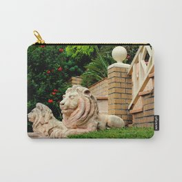 Oh-Leo-Leo-cean Free Carry-All Pouch