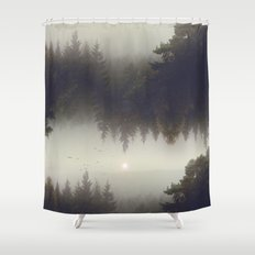 Forest dreams Shower Curtain