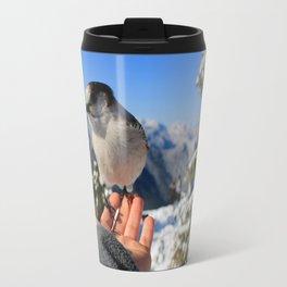 Whiskey-Jack on Dog Mountain Travel Mug