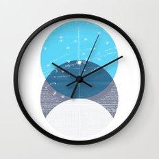 Eclipse IV Wall Clock