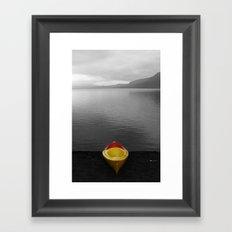 Kano Framed Art Print