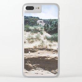 She Sells Sea Shells Clear iPhone Case