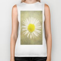 daisy Biker Tanks featuring Daisy by Pauline Fowler ( Polly470 )