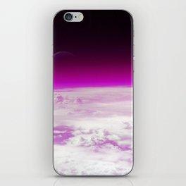 Purple Atmosphere iPhone Skin