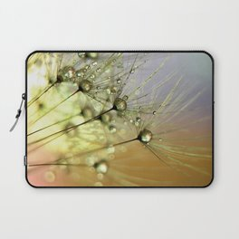 Dandelion & Droplets Laptop Sleeve