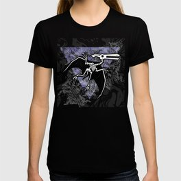 Pterodactyl Fossil T-shirt