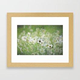 Jonquils Framed Art Print