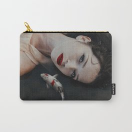 Girlfish Carry-All Pouch