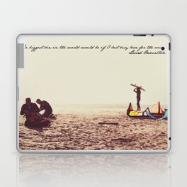 Surf Junkies Laptop & iPad Skin