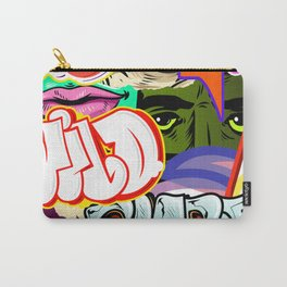 graffity style Carry-All Pouch