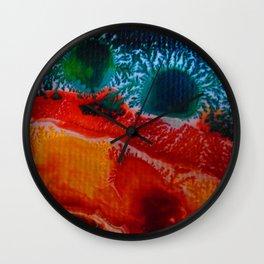 PEEPERS Wall Clock