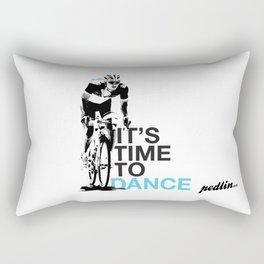 Dancing Time Rectangular Pillow