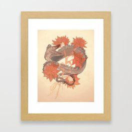 Astral Candy (Alternate) Framed Art Print