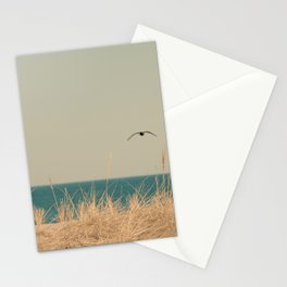 Tranquility Beach Ocean Seaside Neutral Fine Art Prints  Stationery Cards