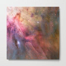 Orion Nebulae Metal Print