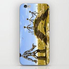Die Wanderung iPhone Skin