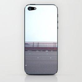Foggy Bridge iPhone Skin