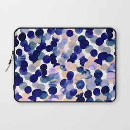 Gracie Spot Pale Purple Laptop Sleeve