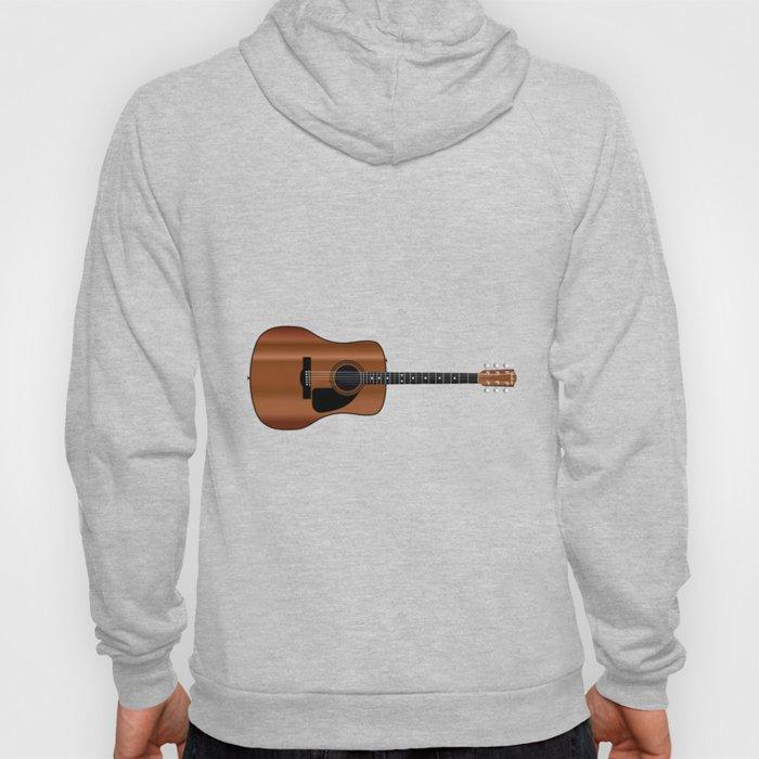 Acoustic Guitar Hoody