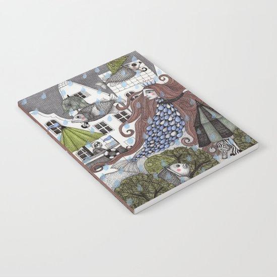Rainy Days Notebook