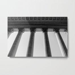 30th Street Station Metal Print