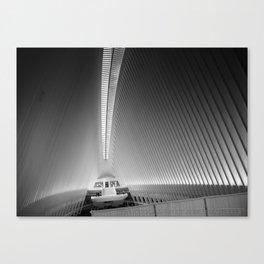 Oculus - World Trade Center Canvas Print