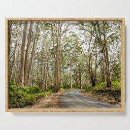 Boranup Forest, Boranup, Western Australia Serving Tray