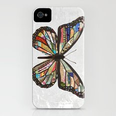 Spread Your Wings Slim Case iPhone (4, 4s)