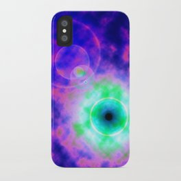 Space Eye iPhone Case