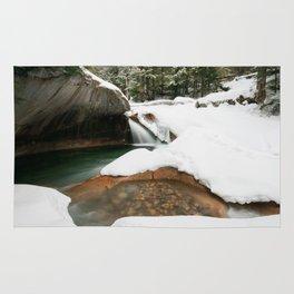 Lonesome Lake Trail Rug