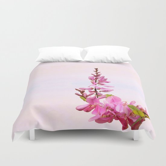 In the garden of delights Duvet Cover