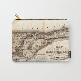 Battle of Harlem Heights (1776) Carry-All Pouch