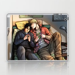 William and Theodore 06 Laptop & iPad Skin