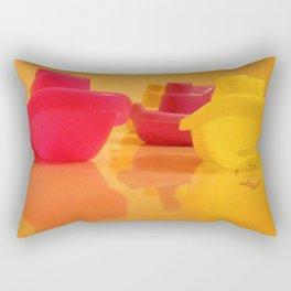 Bath Toyzzzzz Rectangular Pillow