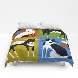 TUXEDOS Comforters