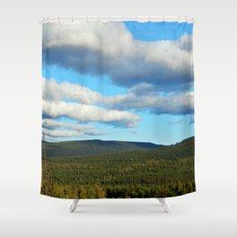 Vast Wilderness Shower Curtain