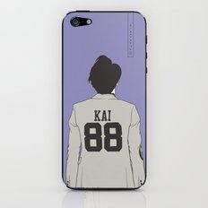 Kai 카이 1 iPhone & iPod Skin