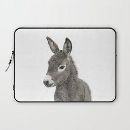 Baby Donkey Laptop Sleeve
