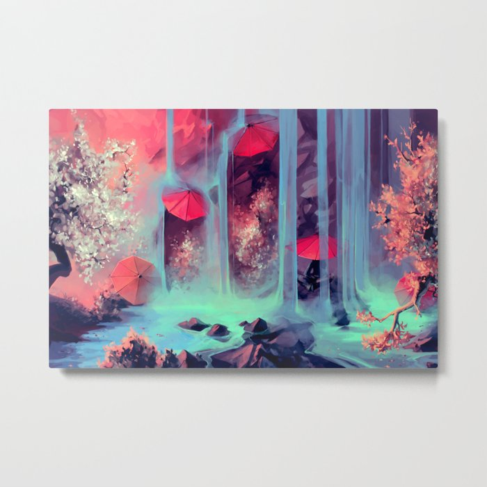 Protect me from what I want Metal Print