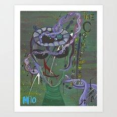 Cosmopolitics Art Print