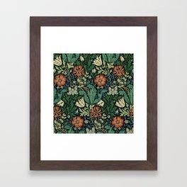 William Morris Compton Floral Art Nouveau Pattern Framed Art Print