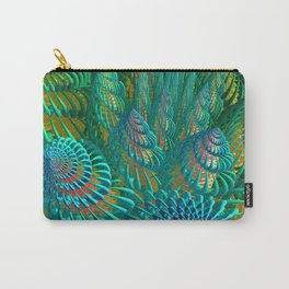 3D seashells artwork Carry-All Pouch