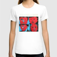 talking heads T-shirts featuring Talking Heads - Remain in Light by NICEALB