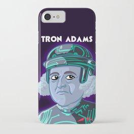 Tron Adams iPhone Case