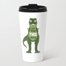 Amourosaurus Travel Mug