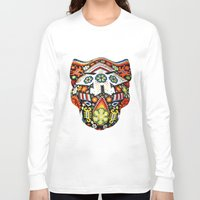 jaguar Long Sleeve T-shirts featuring Jaguar by Jaramillo Velez
